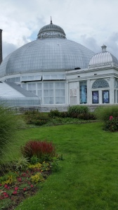 The Buffalo and Erie County Botanical Gardens opened in 1900 and is one of only a few left of its kind.